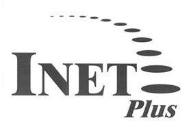 Logo INET Plus szare